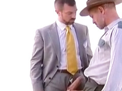 Incredible male in horny bears, uniform homosexual adult movie