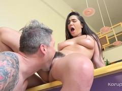 Urine during sex