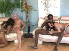 Crazy pornstars Jade Nacole, CeCe Stone in Incredible Anal, Black and Ebony xxx clip