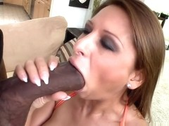 Alison Star in Black dick for a white euro girl