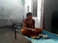 Indian Newly Married Village Bhabhi Blowjob and Hardcore