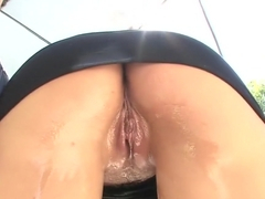 Best pornstars Lisa Ann and Julia Ann in exotic milf, big tits sex video