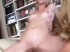 Old Rocker Bangs A Young Blond and Her Mom