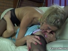 Pantyhose1 Movie: Laura C and Nora