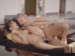 Romantic morning sex with beautiful Penelope