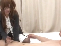 Crazy Japanese model Cocomi Naruse in Amazing Medical, Cunnilingus JAV video