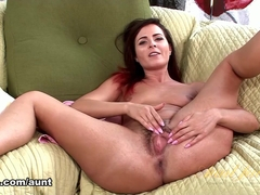 Helena Price in Masturbation Movie - AuntJudys