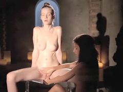 Emily Bloom Naked Nuru Chair Massage