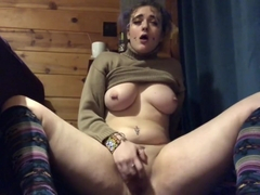 teasing and then cumming super hard