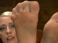 Lorelei Lee's Pantyhose Worship POV Bonus!