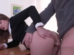 Cuddly Schoolgirl Was Seduced And Drilled By Her Elder Instr