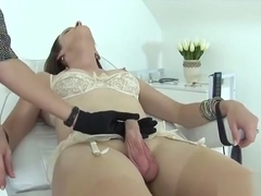 Unfaithful British Mature Lady Sonia Flashes Her Big Knocker