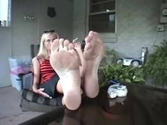 Neighbour Ladies Talk About Foot Fetish
