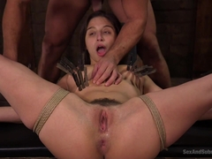 Ramon Nomar & Abella Danger in HR Nightmare - SexAndSubmission