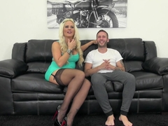 Exotic pornstar Holly Heart in Best Fake Tits, Blonde porn scene
