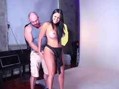 Exotic pornstar Diamond Kitty in hottest big ass, big tits xxx video