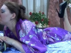 NylonFeetVideos Video: Louisa B and Judith