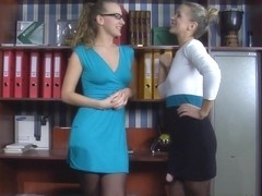 BackdoorLesbians Video: Denis and Barbara