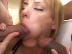 Blond Milf Takes It In The Ass