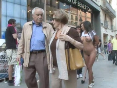 Big Tits Round Ass Disgraced in Public