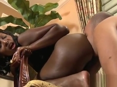 Lovely Hottie Takes Pleasure Smothering Butt On Lustful Dude