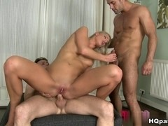 EuroSexParties - Chelsey takes two