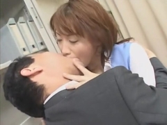 Exotic Japanese whore Hitomi Tanaka in Amazing Couple JAV movie