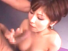 Incredible Japanese chick Harumi Asano in Amazing Masturbation, Toys JAV video