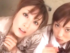 Exotic Japanese model Mizuki, Karen Kisaragi in Incredible Cougar, POV JAV clip