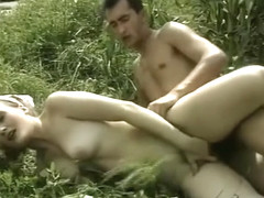 Sexy Farm-girl Gets Banged