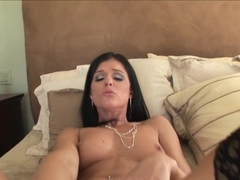 Amazing pornstar India Summer in exotic interracial, brazilian porn movie
