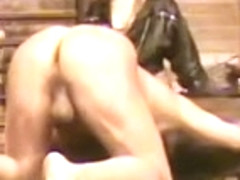 Lisa Berlin has wild sex in a Prague Dungeon