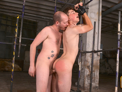 Arse-Slapping Fuck For Johnny - Johnny Polak & Sean Taylor - Boynapped