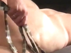 Anal bondage quickie  you will like it!