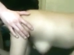 Mouth fucking and doggystyle creampie for hot amateur slut
