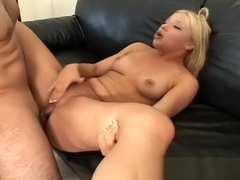 Alyssa Branch gets inseminated on Amateur Creampies
