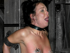 Julie Night in Primal - DeviceBondage