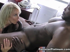 Erica Lauren Bartering With Nat Turner - PornstarPlatinum