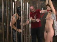 Redhead Karlie Montana In The Dungeon P1