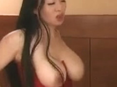 Chinese Jade with Big Boobs fucked