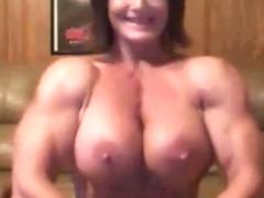 Bodybuilders have a joy a juicy tub