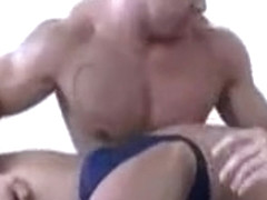 Fabulous male in incredible bdsm homosexual porn scene