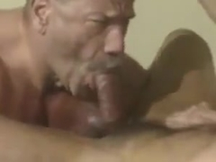 Exotic gay video with Hunk, Blowjob scenes