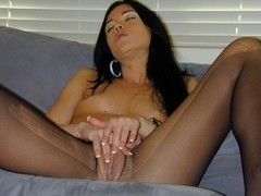 Alyssa Reece Wants You As Hard as Her Dildo