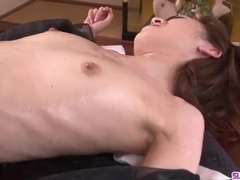 Deep penetration pussy sex with hot Kanon Hanai - More at Slurpjp.com