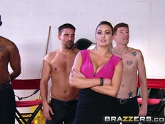 Brazzers - Dirty Masseur - Abbey Brooks Toni Ribas - Show Me What You Can Do