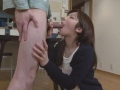 Crazy Japanese whore Harumi Asano in Amazing POV, Big Tits JAV clip