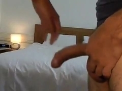 MELBOURNE-- 35 YR OLD HUNG AUSTRALIAN UNCUT COCK RETURNS