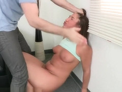 Abella Danger gets Slapped, Smashed and Surprised