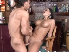 Claudia Valentine & Seth Gamble in Seduced by a Cougar